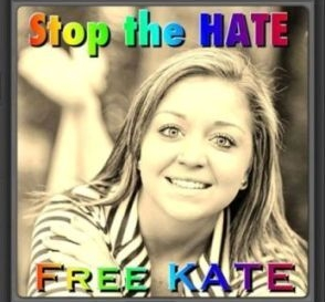 Help Kate fight this injustice!